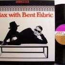Bent Fabric - Relax With Bent Fabric - Vinyl LP Record - Pop Rock