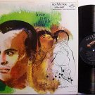 Belafonte, Harry - Love Is A Gentle Thing - Vinyl LP Record - David Stone Martin / DSM Cover - Pop