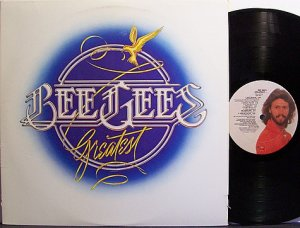 Bee Gees, The - Greatest Hits - Vinyl 2 LP Record Set - Pop Rock