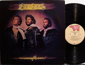 Bee Gees, the - Children Of The World - Vinyl LP Record - Pop Rock