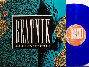 Beatnik Beatch - At The Zula Pool - Blue Colored Vinyl - LP Record - Jellyfish - Rock