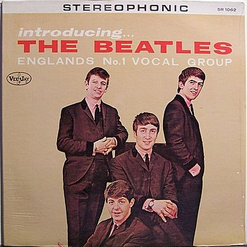 Beatles, The - Introducing The Beatles - Sealed Vinyl LP Record - Rock