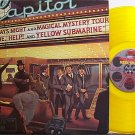 Beatles, The - Reel Music - Canada Pressing - Yellow Colored Vinyl - LP Record + Booklet - Rock