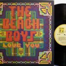 Beach Boys, The - Love You - Vinyl LP Record - Rock
