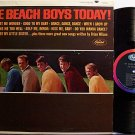 Beach Boys, The - Today - Vinyl LP Record - Rock