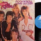 Bay City Rollers, The - Rock N Roll Love Letter - Vinyl LP Record + Iron On - Rock