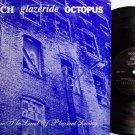 "Baltimore Bands - Butch / Glazeride / Octopus - Vinyl 10"" Mini LP Record - Rock"