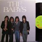 Babys, The - Self Titled - Vinyl LP Record - Rock