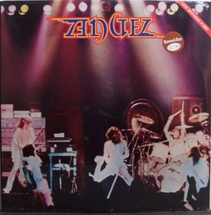 Angel - Live Without A Net - Sealed Vinyl 2 LP Record Set - Rock