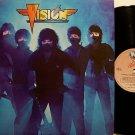 Vision - Self Titled - Billy Powell / Lynyrd Skynyrd - Vinyl LP Record - Christian Rock