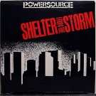 Power Source - Shelter From The Storm - Sealed Vinyl LP Record - Christian Rock