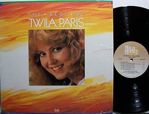 Paris, Twila - The Best Of - Vinyl LP Record - Christian Gospel