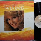 Paris, Twila - The Best Of - Vinyl LP Record - Christian Gospel
