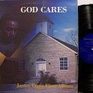 Oggs, James - God Cares (First Album) - Vinyl LP Record - Black Gospel