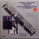 New York State Mass Choir - Self Titled - Sealed Vinyl LP Record - Black Gospel