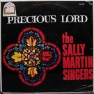 Martin, Sally Singers - Precious Lord - Sealed Vinyl LP Record - Black Gospel