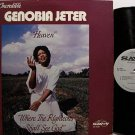 Jeter, Genobia - The Incredible - Vinyl LP Record - Black Gospel