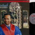 Estes, Simon - Spirituals - Vinyl LP Record - Black Gospel