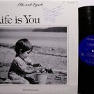 Ellis & Lynch - Life Is You - Signed - Vinyl LP record - Christian Gospel