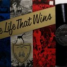 Fellowship Of Christian Athletes / FCA - The Life That Wins - Vinyl LP Record - Christian Sports