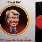 Trust Me - Hans Petersen As Jimmy Carter - Vinyl LP Record - Comedy