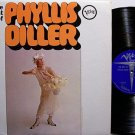 Diller, Phyllis - The Best Of - Vinyl LP Record - Comedy