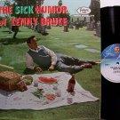 Bruce, Lenny - The Sick Humor Of - Vinyl LP Record - Comedy