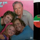 All In The Family - Self Titled - Vinyl LP Record - Archie Bunker -  TV Comedy