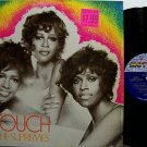 Supremes, The - Touch - Vinyl LP Record - R&B Soul