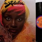 Stylistics, The - Fabulous - Vinyl LP Record - R&B Soul