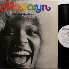 Maxayn - Bail Out For Fun - White Label Promo - Vinyl LP Record - Soul Funk