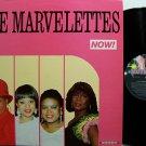 Marvelettes, The - Now - Vinyl LP Record - R&B Soul