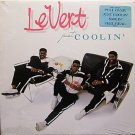 LeVert - Just Coolin' - Sealed Vinyl LP Record - Le Vert - R&B Soul