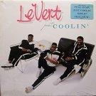 LeVert - Just Coolin' - Sealed Vinyl LP Record - Le Vert - R&B Soul