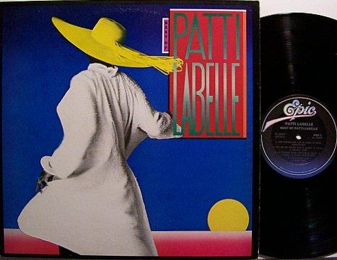 Labelle, Patti - The Best Of - Vinyl LP Record - R&B Soul