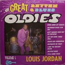 Jordan, Louis - Great Rhythm & Blues Oldies - Sealed Vinyl LP Record - R&B Soul