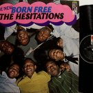 Hesitations, The - The New Born Free - Vinyl LP Record - R&B Soul