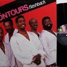 Contours, The - Flashback - Vinyl LP Record - R&B Soul