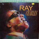 Charles, Ray - Greatest Hits Volume 2 - Sealed Vinyl LP Record - R&B Soul