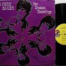 Baker, La Vern - Her Greatest Recordings - Vinyl LP Record - R&B Soul