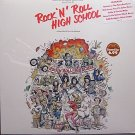 Rock N Roll High School - Soundtrack - Sealed Vinyl LP Record - Ramones / Devo - OST