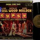 Gypsy - Soundtrack - Vinyl LP Record - Natalie Wood - OST