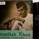 Khan, Bismillah - Instrumental Classics - Vinyl LP Record - World Music India