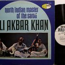 Khan, Ali Akbar - North Indian Master Of The Sarod - Vinyl LP Record - World Music India