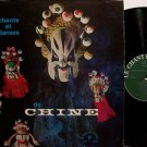 Chants Et Danses De Chine - Vinyl LP Record - World Music France