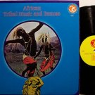African Tribal Music & Dances - Vinyl LP Record - Africa Beat