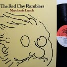 Red Clay Ramblers, The - Merchants Lunch - Vinyl LP Record - Folk