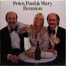 Peter Paul And Mary - Reunion - Sealed Vinyl LP Record - Folk
