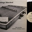 No Strings Attached - Just Another Hammer Dulcimer Band - Vinyl LP Record - Folk