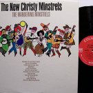 New Christy Minstrels - The Wandering Minstrels - Vinyl LP Record - Folk